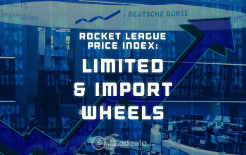 Rocket League Limited & Import Wheels Price Index - Odealo