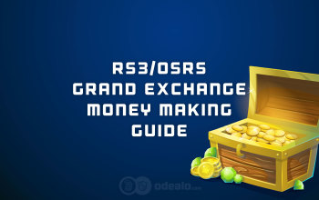 Runescape 3 and OSRS Grand Exchange Moneymaking Guide