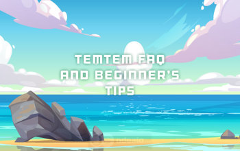 Temtem FAQ and Tips for Beginners