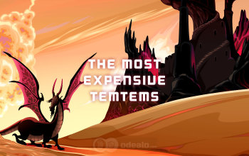 The Most Expensive Temtems