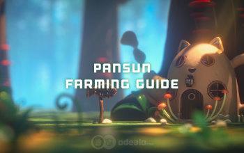 Temtem Pansun Farming Guide for beginners