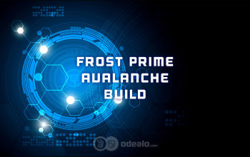 Frost Prime Avalanche Warframe build - Odealo