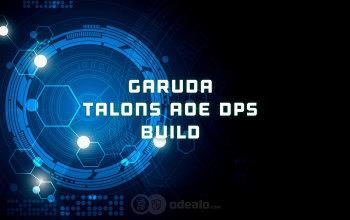 The Best Garuda Talons DPS Warframe Build