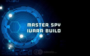 Ivara Master Spy Warframe Build