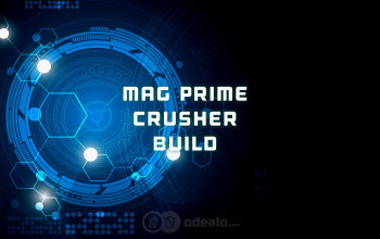 Mag Prime Crusher Warframe Build