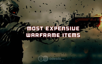 Most Expensive Warframe Items, Mods and Skins - Odealo