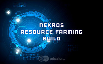 Nekros Prime Resource farming Warframe build - Odealo