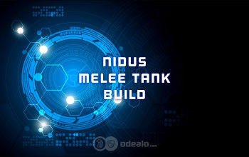 Nidus Melee Tank Warframe build - Odealo