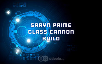 Miasma & Spores Saryn Prime Glass Cannon build - Odealo