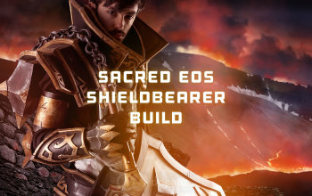 Sacred Crusader EOS Shieldbearer Build for Wolcen
