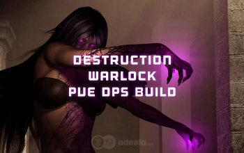 The Best Destruction Warlock PvE DPS build