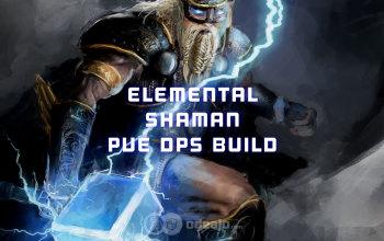 Elemental Shaman the Best DPS build for PvE/Raiding [BFA 8 2]