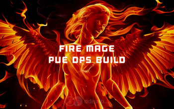 The Best Fire Mage PvE DPS build