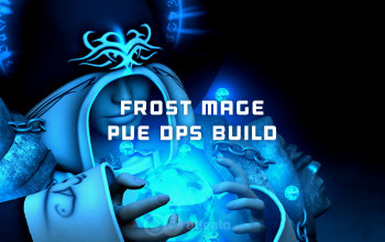 The Best Frost Mage PvE DPS build