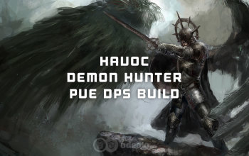 The Best Havoc Demon Hunter PvE DPS build