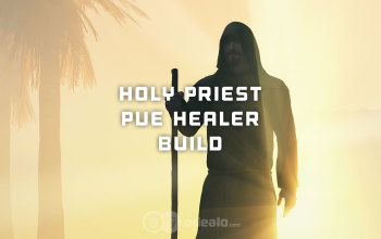 Holy Priest PvE/Raid Healer build