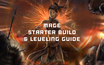 WoW Classic Mage Starter Build and Leveling Guide