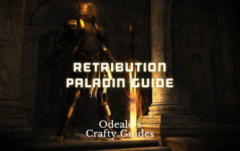 The Best PvE Retribution Paladin Build for WoW Classic