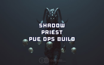 The Best Shadow Priest PvE DPS build