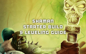 WoW Classic Shaman Starter Build and Leveling Guide - Odealo