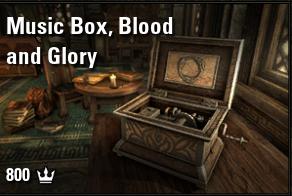 Music Box, Blood and Glory [EU-PC]