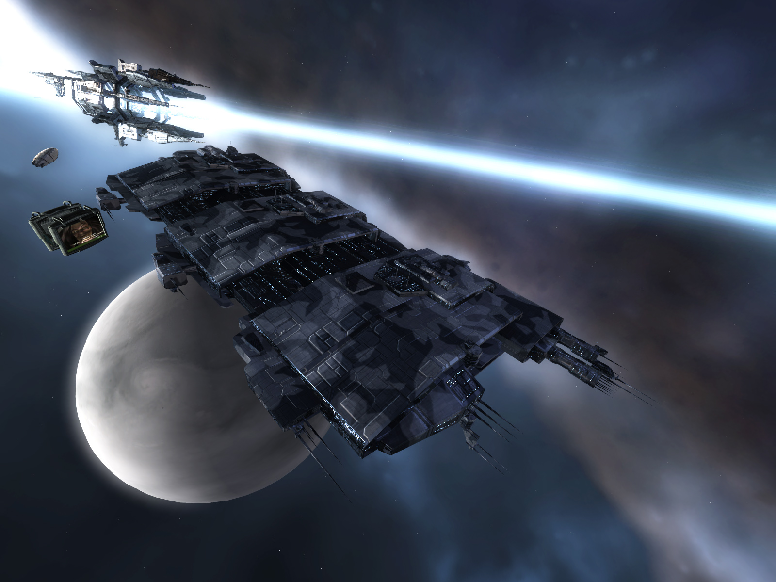 Jump-freighter  - one to choose - Anshar, Ark, Nomad, Rhea from RPGcash