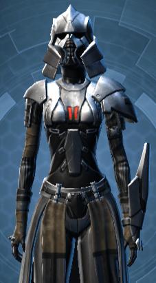 Tulak Hord Armor Set