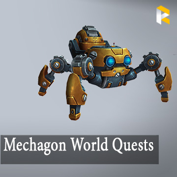Mechagon World Quests
