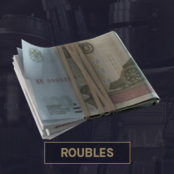 Escape From Tarkov - Roubles | Fast and Safe Delivery! (Cover Fee 10%) Best Discount!