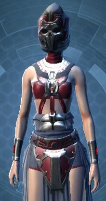 Darth Andeddu Armor Set