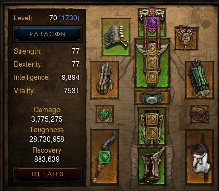P1730 WITCH DOCTOR ACCOUNT 100% SAFETY GUARANTEED