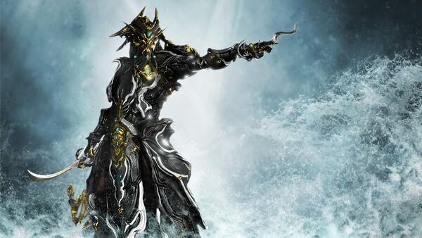 Warframe hydroid prime (required 5 rank) PC
