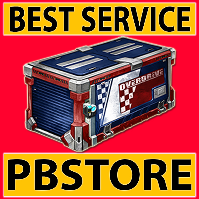 ★★★[PC] Overdrive Crate - INSTANT DELIVERY (5-10 min)★★★