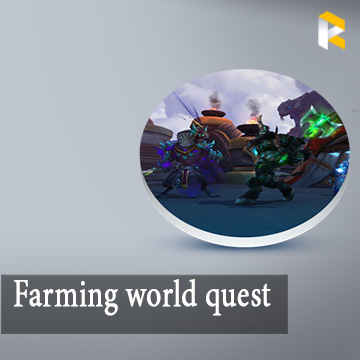Farming world quest x10