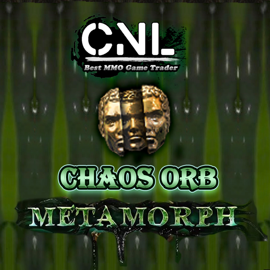 [PC] Chaos Orb - Instant Delivery - Crazy Discount