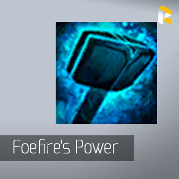 Foefire's Power - EU & US servers