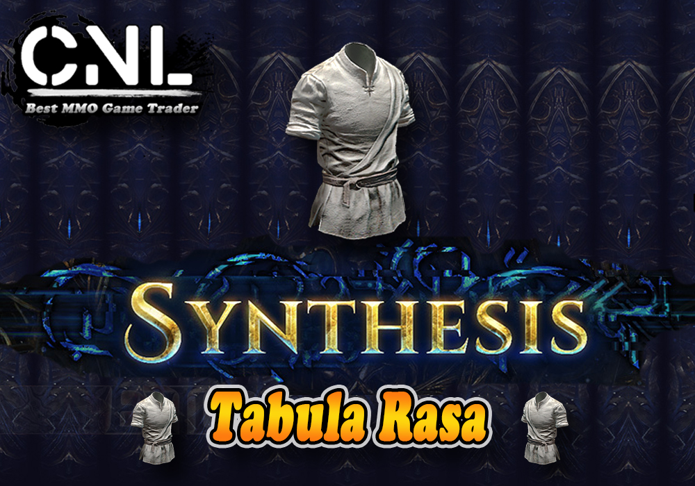 Flashback Synthesis - Tabula Rasa Simple Robe