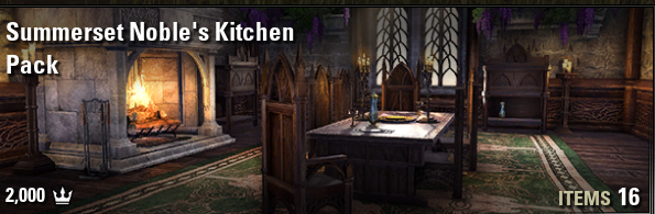 Summerset Noble's Kitchen Pack [NA-PC]