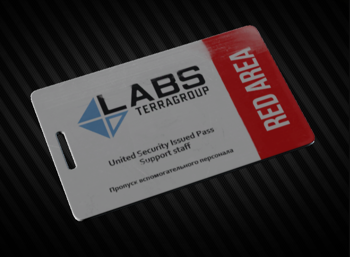 Lab. Red Keycard Instant delivery