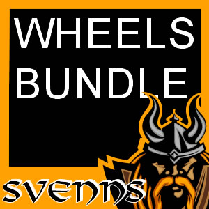 EXOTIC/IMPORT/LIMITED WHEELS BUNDLE