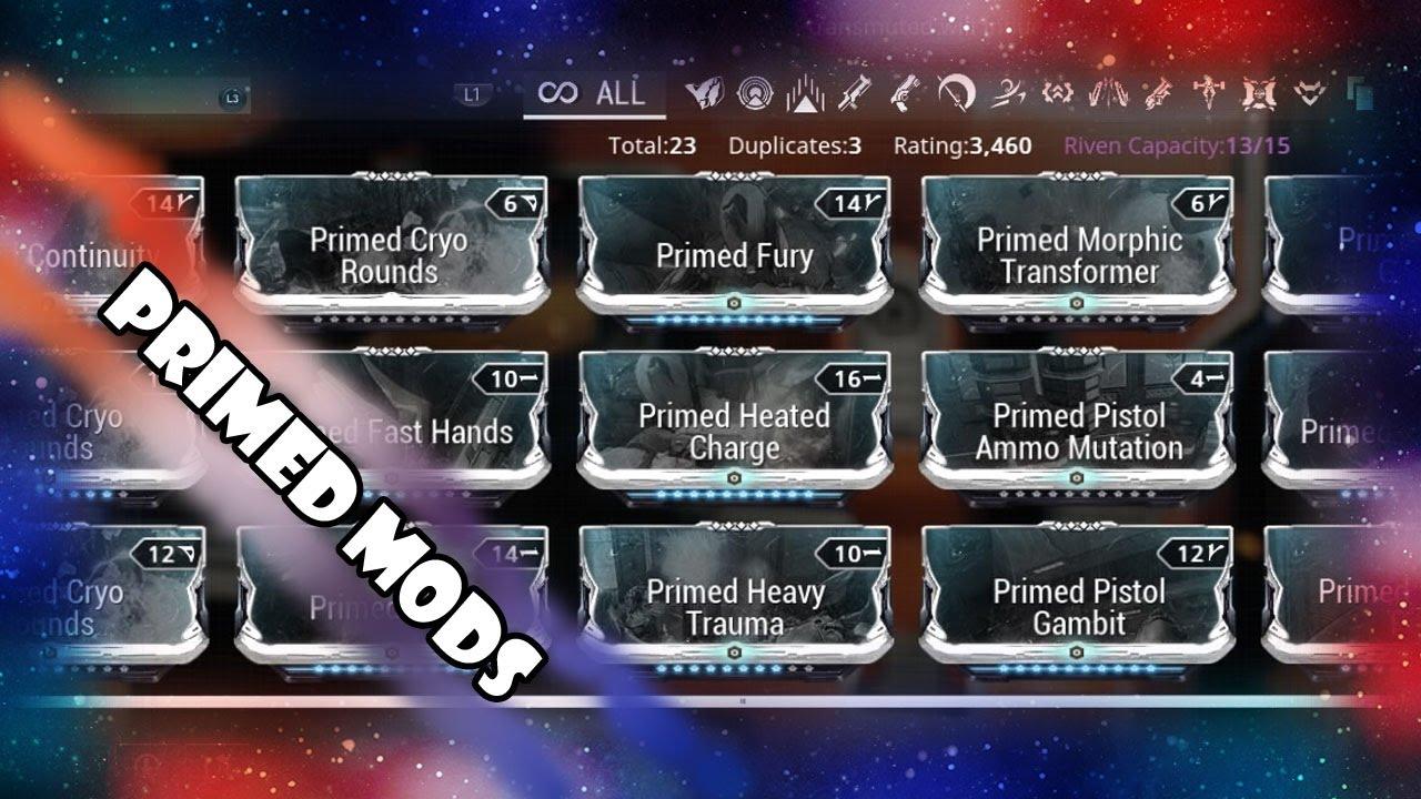 Any Primed Mod 10/10