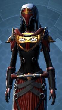 Revanite Champion Armor Set