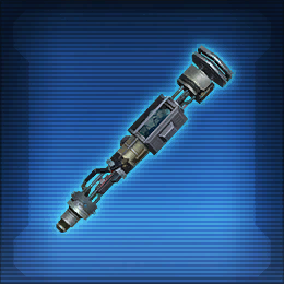 Tythonian Force-Master's Lightsaber
