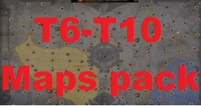 [Harvest] T6-T10 Maps + 60 Alchemy + 60 Chaos , all Tier 6 to 10 Maps! // Fast delivery
