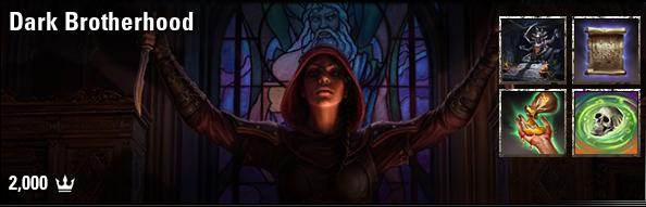 Dark Brotherhood [NA-PC DLC]