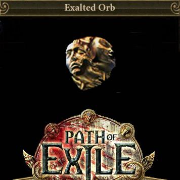 Exalted orb standart cheap safe RPGcash