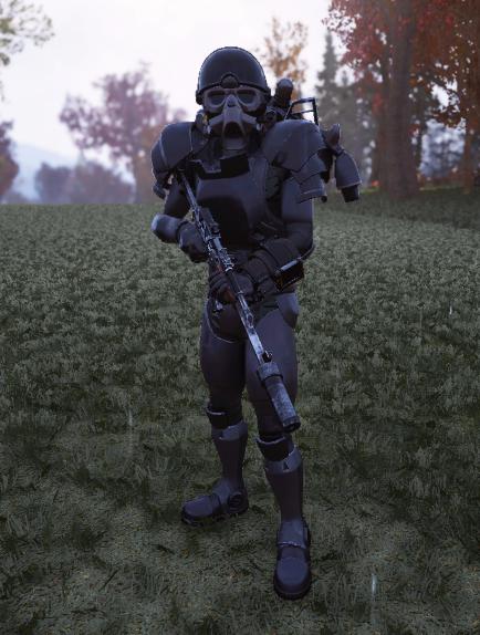 Unyielding Weapon weight reduction Secret Service Armor Set [AP 5/5]   + GIFT LEGENDARY RING + COAT