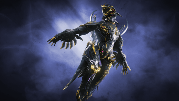 Warframe Zephyr Prime (required 6 rank) PC
