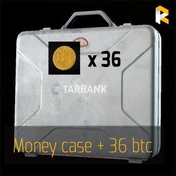 Money case + 36 btc EFT - fast & safe