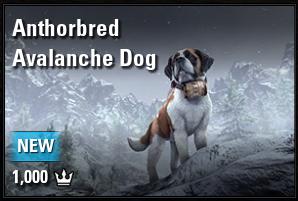 Anthorbred Avalanche Dog [NA-PC]
